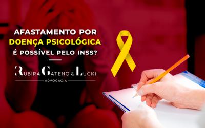 Afastamento por doença psicológica: é possível pelo INSS?