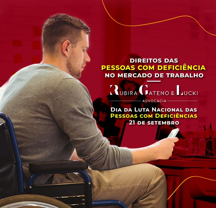 Direitos das pessoas com deficiência no mercado de trabalho